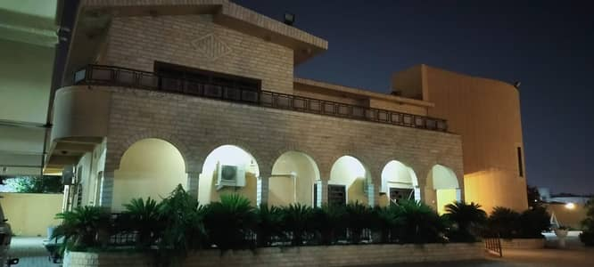 6 Master Bedrooms 2 Halls, 2 Kitchens and   7+  washrooms Villa Available for Sale  , Price || 23,00,000 || Al Mirgab || Sharjah, UAE