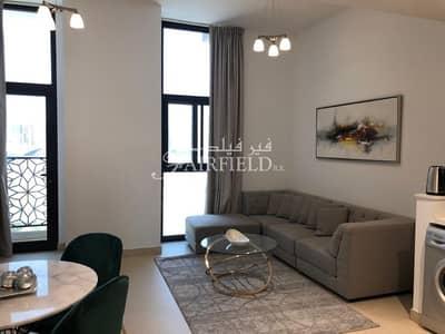 Brand new furnished apt | 12 chqs