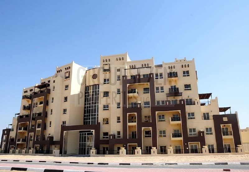 2 Beds Apartment for Rent in Remraam