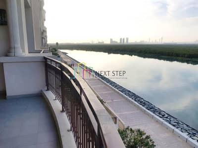 شقة 3 غرف نوم للايجار في الطريق الشرقي، أبوظبي - 0% Leasing Commission! Luxury 3BR with maidsroom plus a 5000aed Yas Mall Gift Voucher