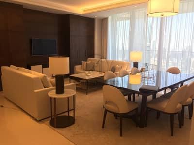 3 Bedroom Flat for Sale in Downtown Dubai, Dubai - Burj Khalifa View | High Floor | Corner 3BR