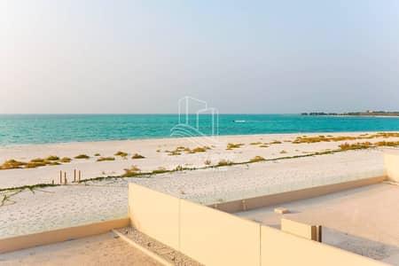 فیلا 7 غرف نوم للبيع في جزيرة السعديات، أبوظبي - Unique & Executive Corner Full Sea View Villa!
