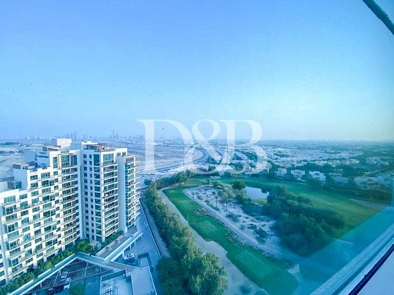 10 High Floor | Golf Course View | Balcony