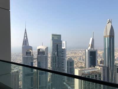 فلیٹ 2 غرفة نوم للايجار في مركز دبي المالي العالمي، دبي - شقة في برج إندكس مركز دبي المالي العالمي 2 غرف 125000 درهم - 4871863