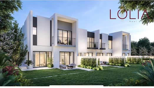 3 Bedroom Townhouse for Sale in Dubailand, Dubai - 10% Down payment | 50% DLD Waiver |  5 Years Payment plan