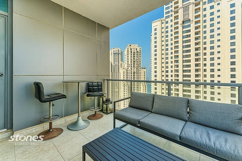 27 Tenanted |Fully Furnished Chiller free |Nice View