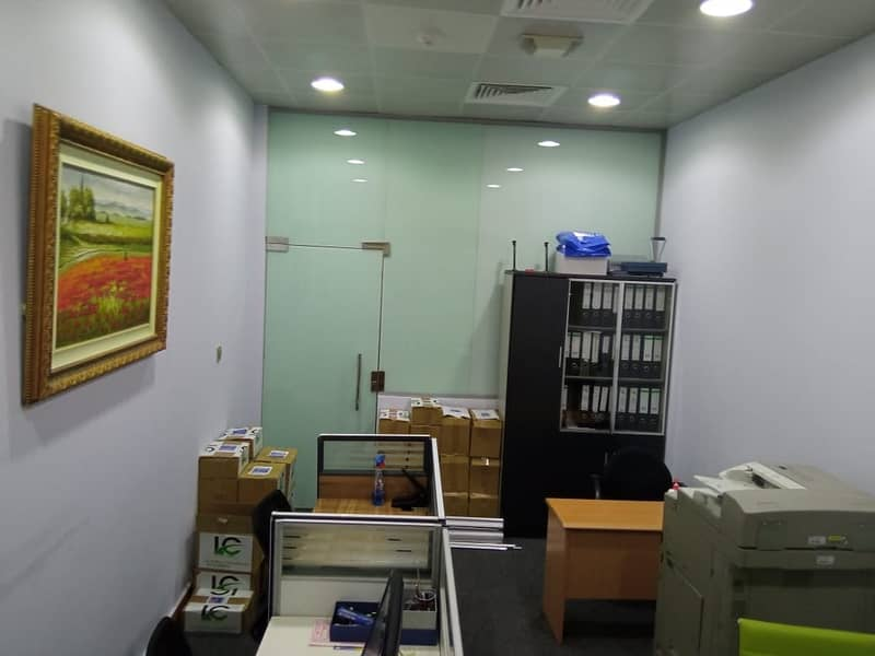 Best Price office 300 Sqft with Sea View