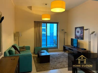 1 Bedroom Flat for Rent in Dubai Sports City, Dubai - FULLY FURNISHED |GOLF & POOL VIEW |1 BED ROOM