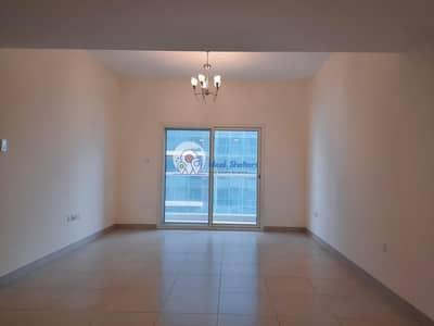 1 Bedroom Flat for Rent in Muhaisnah, Dubai - BRAND NEW BLDG-1 BHK WITH 2 BATH_BALCONY_WARDROBES_GYM_POOL_PARKING 35K/6 CHQS