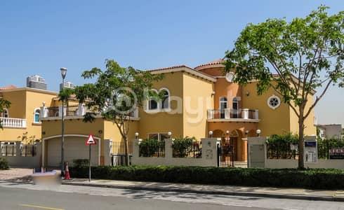 فیلا 5 غرف نوم للايجار في جميرا بارك، دبي - فیلا في جميرا بارك 5 غرف 255000 درهم - 4868723