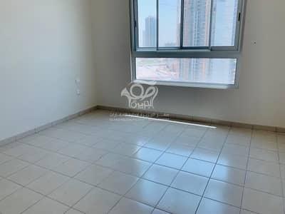 فلیٹ 1 غرفة نوم للايجار في جزيرة الريم، أبوظبي - Big Balcony & Close Kitchen With Sea view