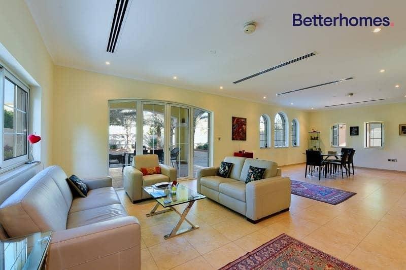 Legacy Large Villa   Unfurnished   Huge Plot