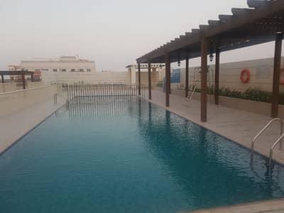 2 Bedroom Apartment for Rent in Al Warsan, Dubai - CLOSE KITCHEN 2 BHK+WARDROBE+POOL IN WARSAN 4 JUST RENT 44K