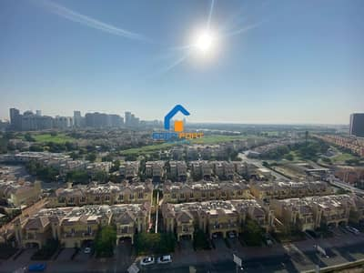 2 Bedroom Flat for Rent in Dubai Sports City, Dubai - HIGH FLOOR HUGE 2BHK IN TENNIS TOWER