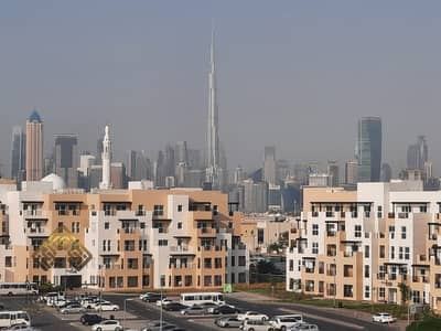 1 Bedroom Apartment for Rent in Al Quoz, Dubai - Al Khail Heihgts Full Burj khalifa view Bright and Spacious 1BR For Rent