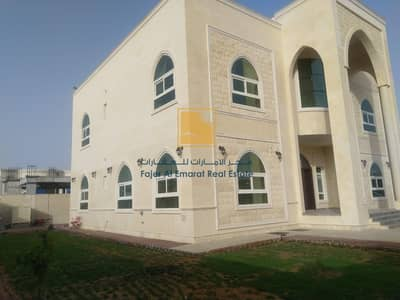 فیلا 5 غرف نوم للبيع في حوشي، الشارقة - For sale super deluxe 5 master bedroom villa- Al Hoshi