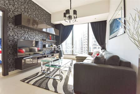 Fully furnished and Modern 1 BR Available 10/12