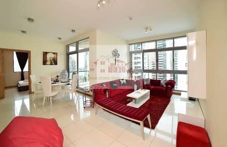 Elegant 3 beds  Fully furnished  in 23 Marina