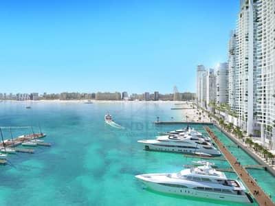 Luxury BEACH VISTA Apts in Dubai Waterfront