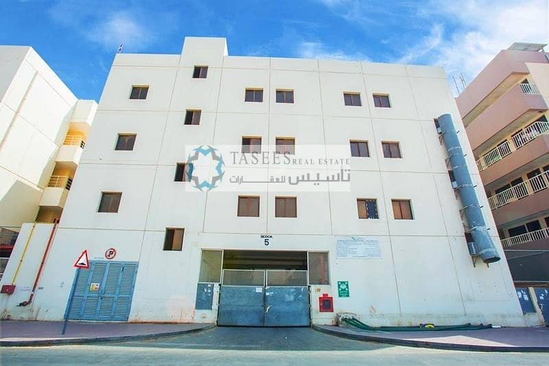 2 Labour Camp for Rent AED 750/month per room