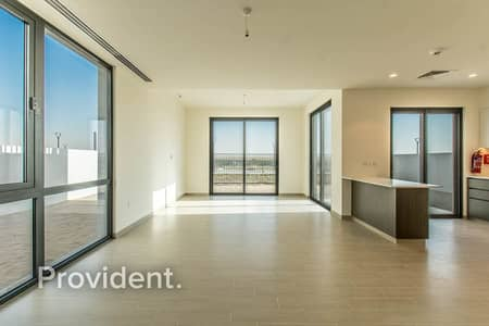 فیلا 4 غرف نوم للايجار في دبي الجنوب، دبي - Exclusive | Property Managed | Single Row
