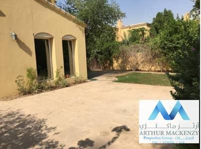 فیلا 2 غرفة نوم للايجار في المرابع العربية، دبي - Massive Terrace | Landscaped | Highly Maintained | Single Row