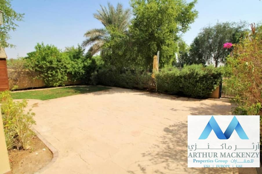 2 Massive Terrace   Landscaped   Highly Maintained   Single Row