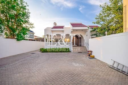 3 Bedroom Villa for Rent in Jumeirah, Dubai - Large Plot  Free Month Well Maintained Negotiable