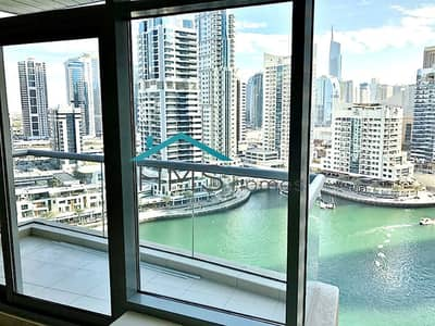 1 Bedroom Apartment for Rent in Dubai Marina, Dubai - Exclusive | Amazing Marina View | Spacious