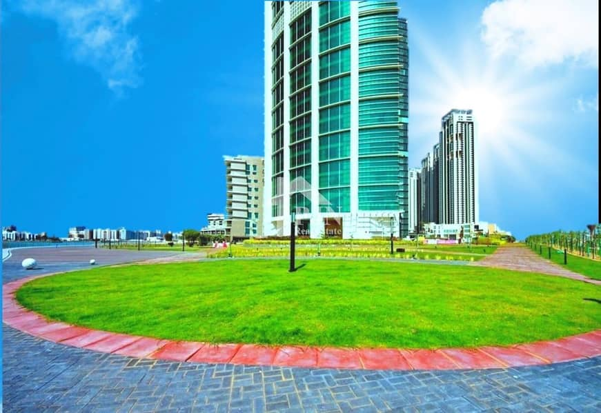2 Nice View !!! 3+Maid Apartment For Sale In Rak Tower.