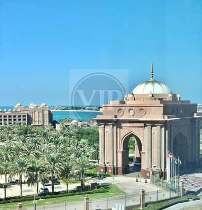 3 Bedroom Flat for Rent in Corniche Road, Abu Dhabi - Phenomenal 3BR Apt w/ Beautiful View  l Pool & Gym