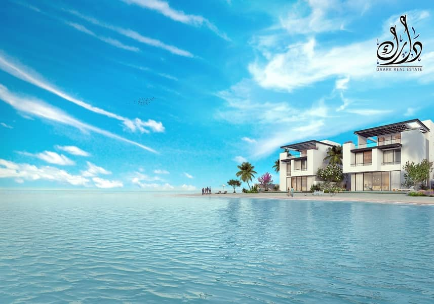 2 LUXURY VILLA WITH FULL SEA VIEW   SMART HOME   4YEAR'S PAYMENT PLAN.