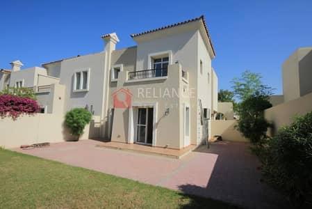 فیلا 3 غرف نوم للبيع في البحيرات، دبي - Type 3E | 3 Bedrooms + Study | Corner Garden Villa