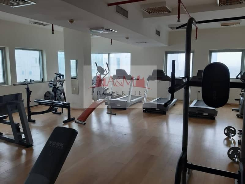 22 GREAT DEAL.: Two Bedroom Apartment with Facilities in Mamoura for AED 60