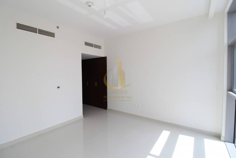 2 Boulevard Crescent Partial  Burj View Down 3BR + M For Rent