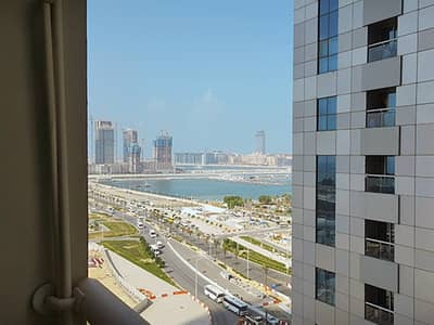 2 Bedroom Apartment for Rent in Dubai Marina, Dubai - Partial Sea View | Maid Room | Balcony