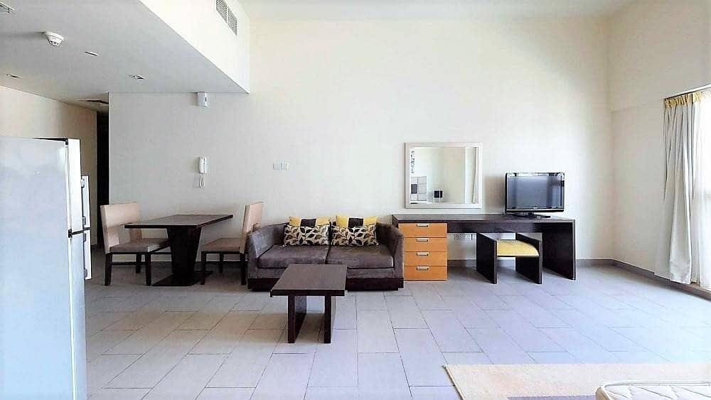 2 Studio|Fully Furnished|MultipleOptions|Sports City