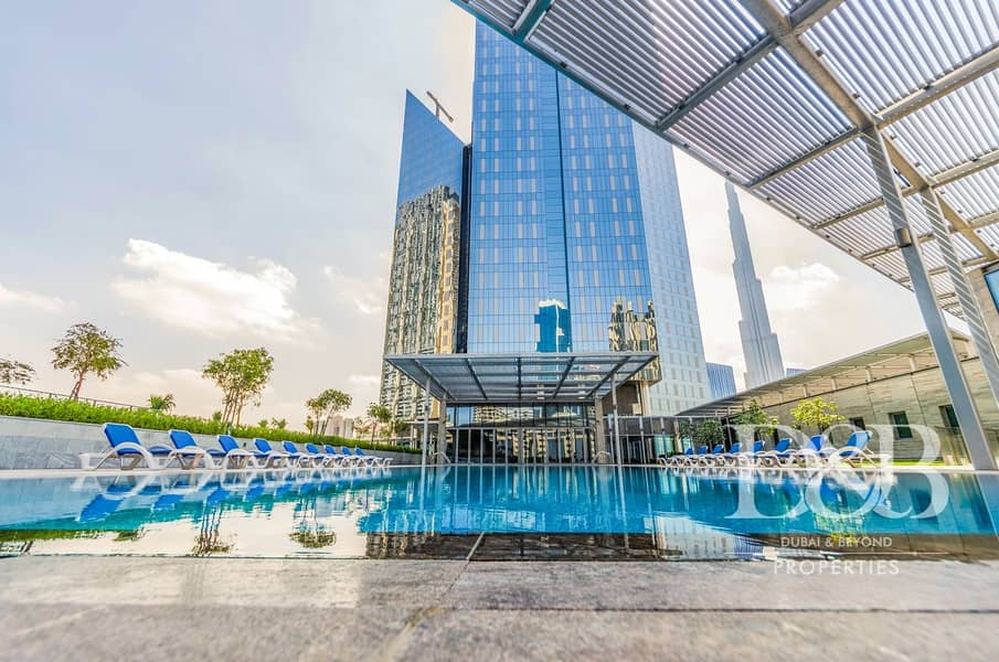 Extremely Bright & Spacious Unit In DIFC