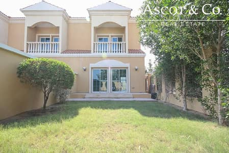 1 Bedroom Townhouse for Sale in Jumeirah Village Triangle (JVT), Dubai - Single Row |Corner Plot| 1 Bed TH Dist 3