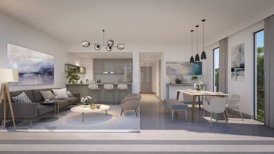 3 Bedroom Villa for Sale in Tilal Al Ghaf, Dubai - No Commissionl 3 BR Villa with Flexible Payment Plan