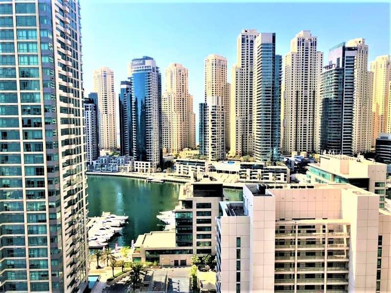 3BR Penthouse|Chiller Free|Higher Floor|MarinaView