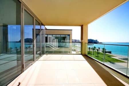 فیلا 4 غرف نوم للبيع في شاطئ الراحة، أبوظبي - Exclusive Sea View Podium Villa