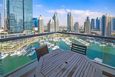 Glorious Full Marina View | 2 Parkings Spaces
