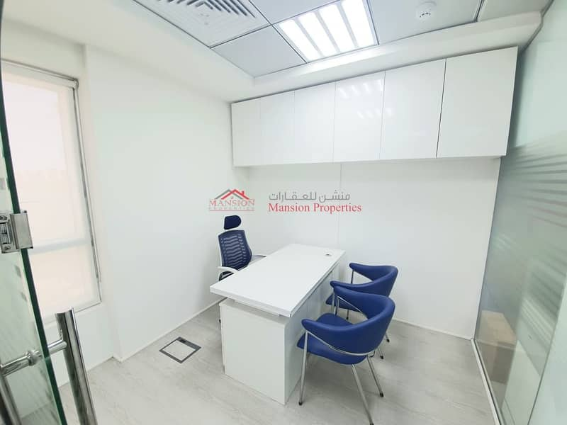 Serviced Smart Offices From Just AED13900 Onwards!