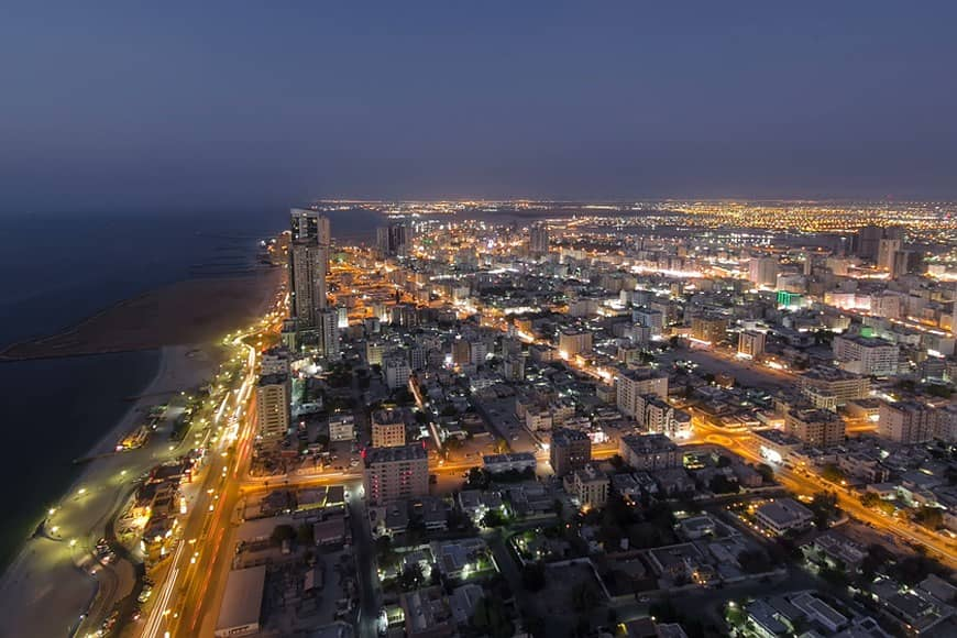 Full Sea view 2bhk for sale  in Cornish  Tower
