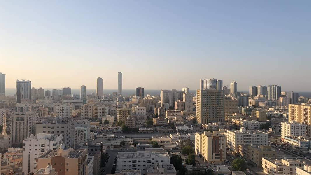شقة في فالكون تاورز عجمان وسط المدينة 3 غرف 420000 درهم - 4809280