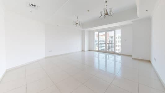 2 Bedroom Apartment for Rent in Al Barsha, Dubai - AC free | Kitchen appliances |prime location amazing view