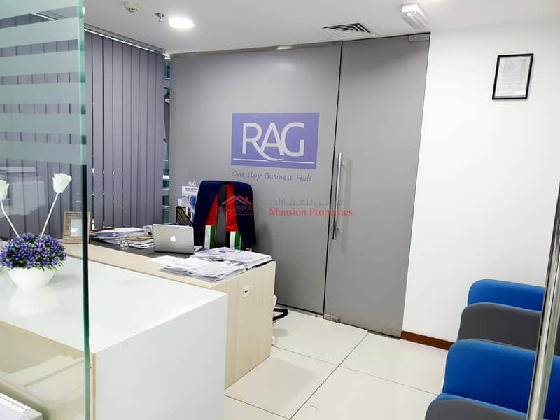 2 Serviced Smart Offices From Just AED13900 Onwards!
