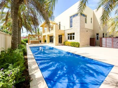 6 Bedroom Villa for Sale in Saadiyat Island, Abu Dhabi - Luxurious