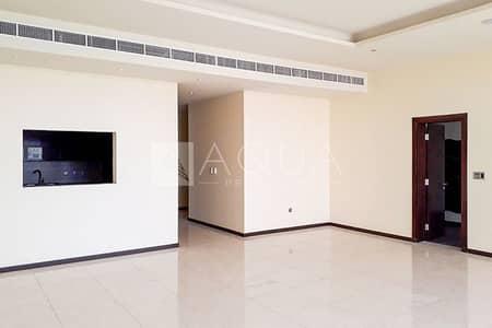 فلیٹ 3 غرف نوم للايجار في نخلة جميرا، دبي - Upgraded Unit | High Floor | Tiara Diamond